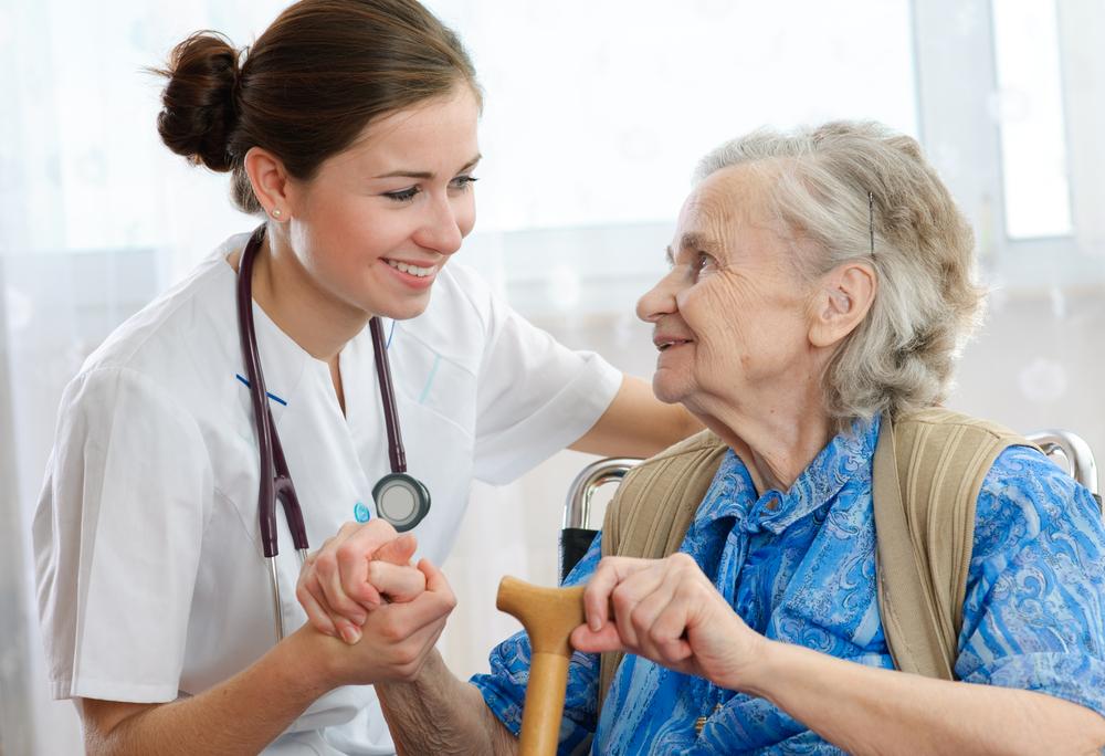 Altenpfleger Ausbildung