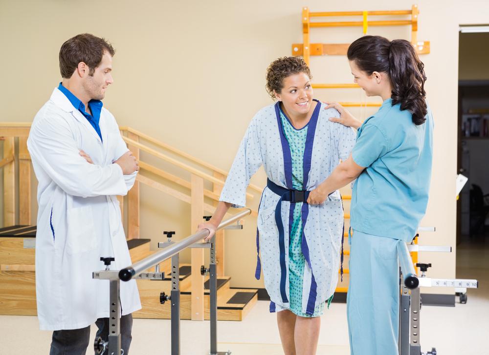 Physiotherapeut Ausbildung