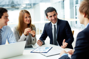 Bürokaufmann-Ausbildung