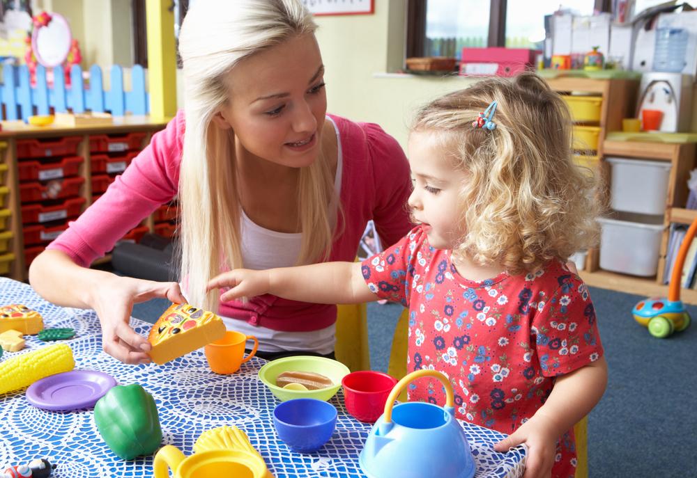 Kindergärtnerin Ausbildung