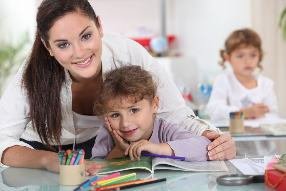 Childcare Or Child Care